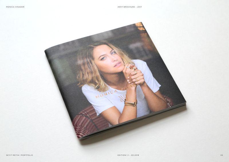 Monica Vinader - AW17 Brochure