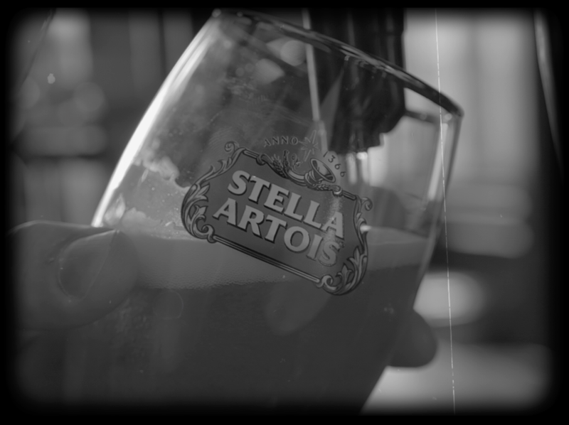 Stella Artois - Looking After Number 1