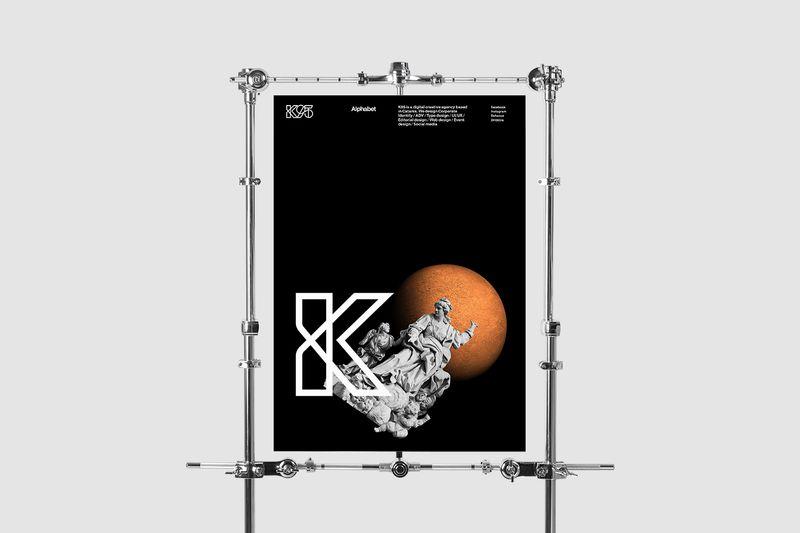 Studio K95 Branding