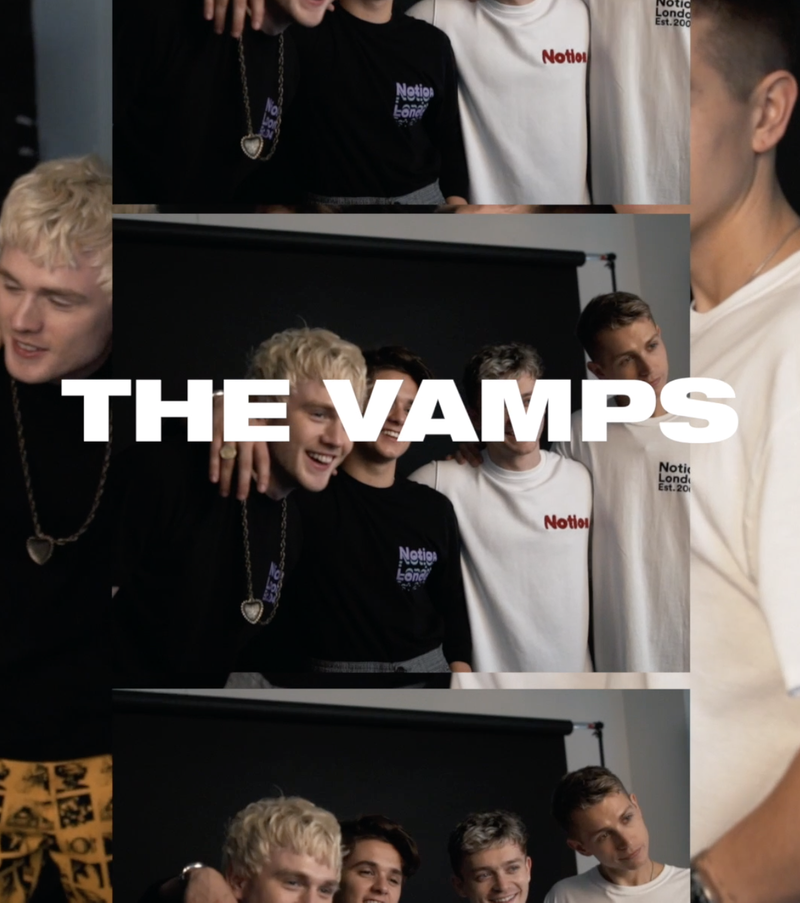 Notion x The Vamps
