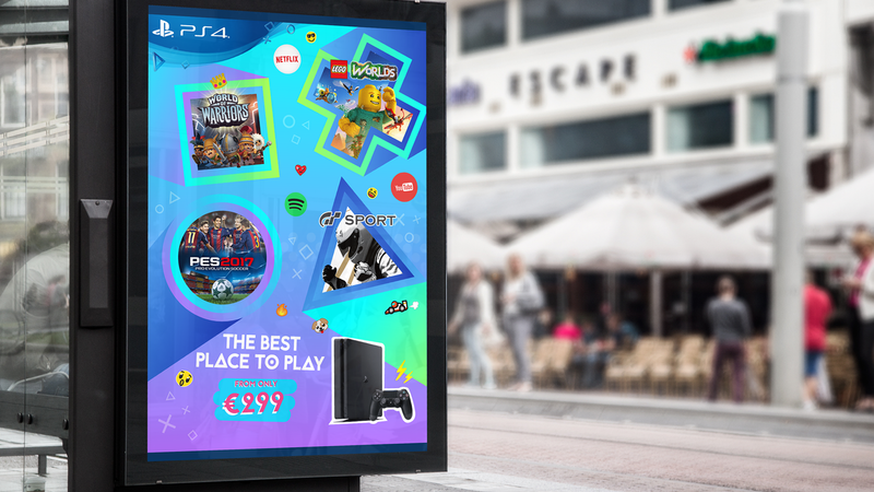 PlayStation™ European Summer Campaign 2017