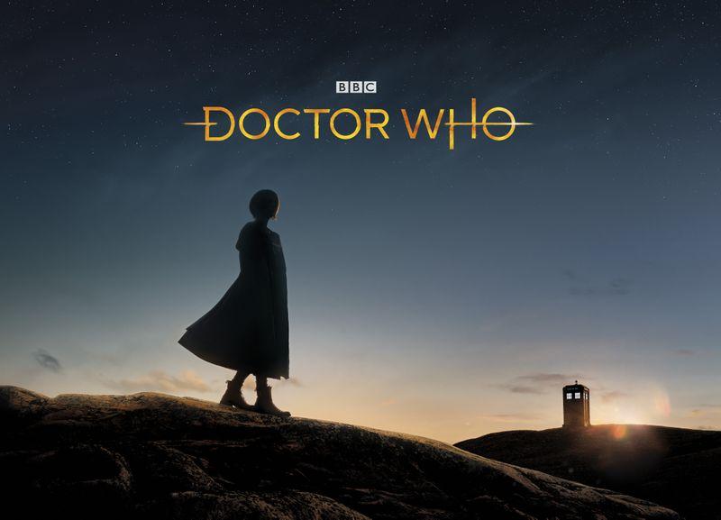 Doctor Who - 2018 Portraits