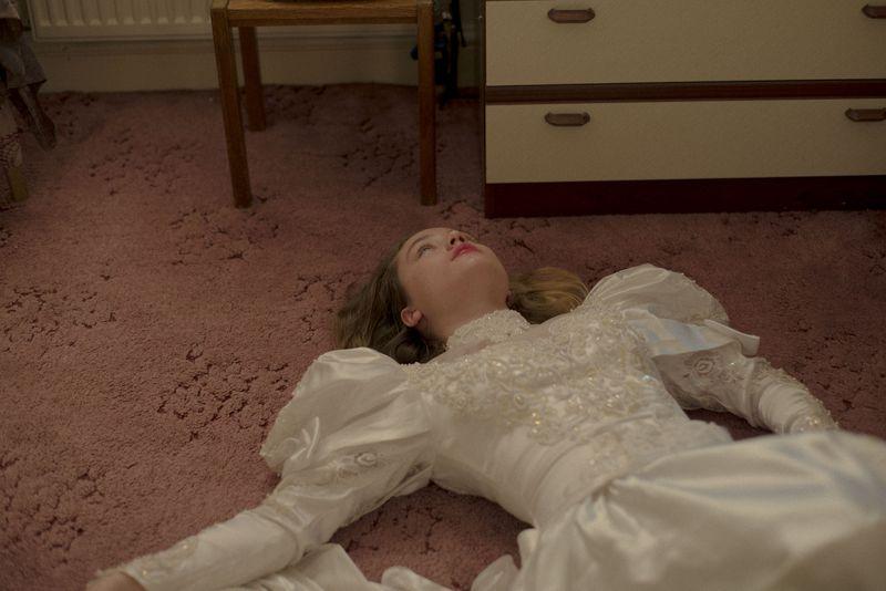 BFI/SKY Arts Stills Photographer 'Nosebleed' by Luna Carmoon