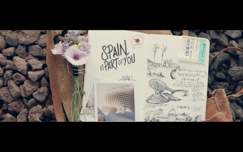 Spain Is Part Of You - Spanish Tourism Ministry Global Campaign