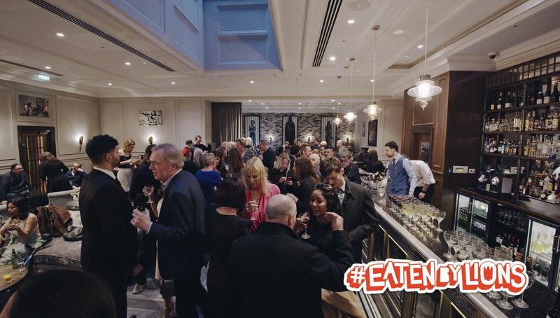 Eaten By Lions London Premiere