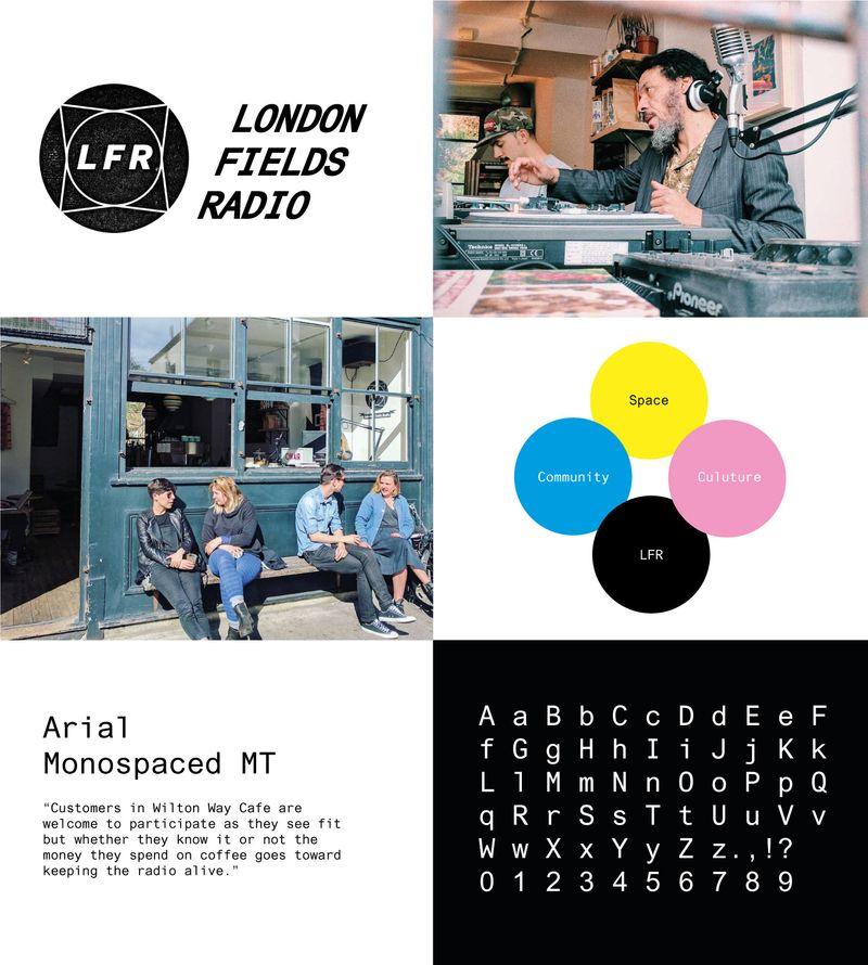 LONDON FIELDS RADIO 
