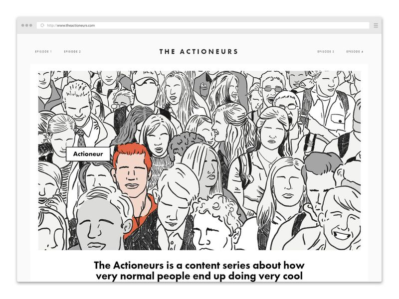 THE ACTIONEURS