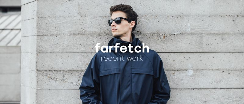 Farfetch AW17 Lookbook
