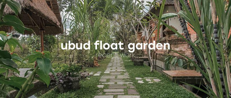 Ubud Float Garden