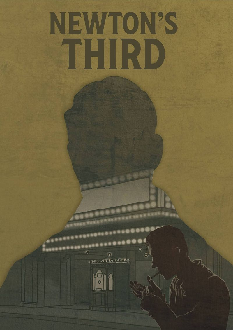 Newton's Third Film Poster