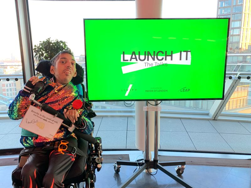 """""""LAUNCH IT: The Talks"""" Event"""
