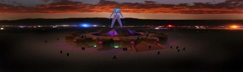 I AM AI - 2018 Burning Man Installation
