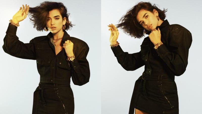 Vogue Turkey 'Dua Lipa Cover'