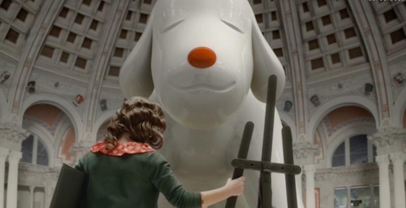 Art Directors Club NY – Yoshitomo Nara's dog judging