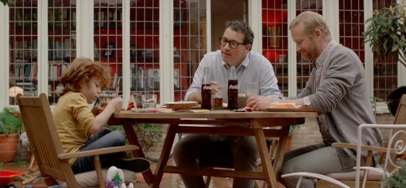 Coca Cola - Families