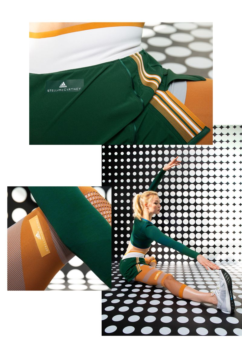 Karlie Kloss - Stella McCartney collboration with Adidas