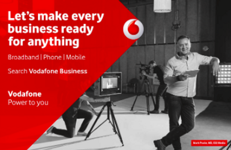 Ready for Anything Business Campaign - Vodafone UK