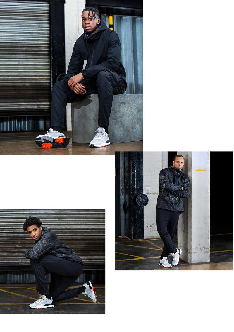 Nite Jogger Social Content - Adidas