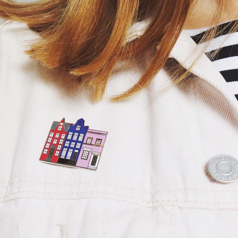 Enter our Pin Badge Competition