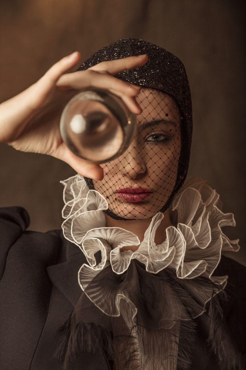 DIOR HAUTE COUTURE  x  Sorbet Magazine