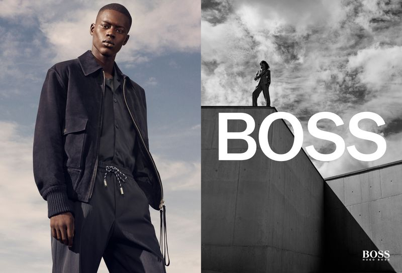 Defining audiences through collections for HUGO BOSS
