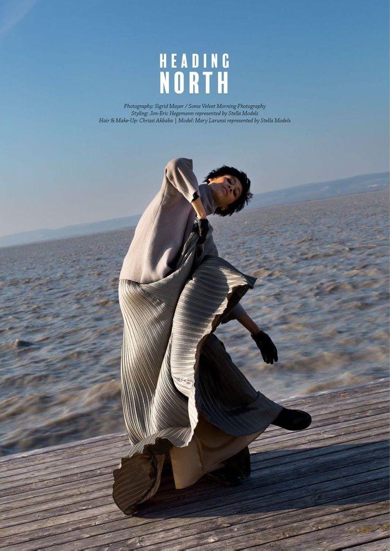 Heading North in Dreamingless Magazine
