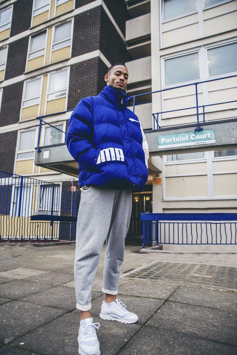 Greys and Blues, Urban Short Fashion Film