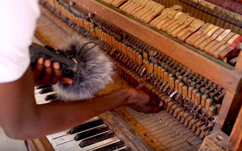 ABLETON 'One Thing' - KMRU Samples Broken Instruments