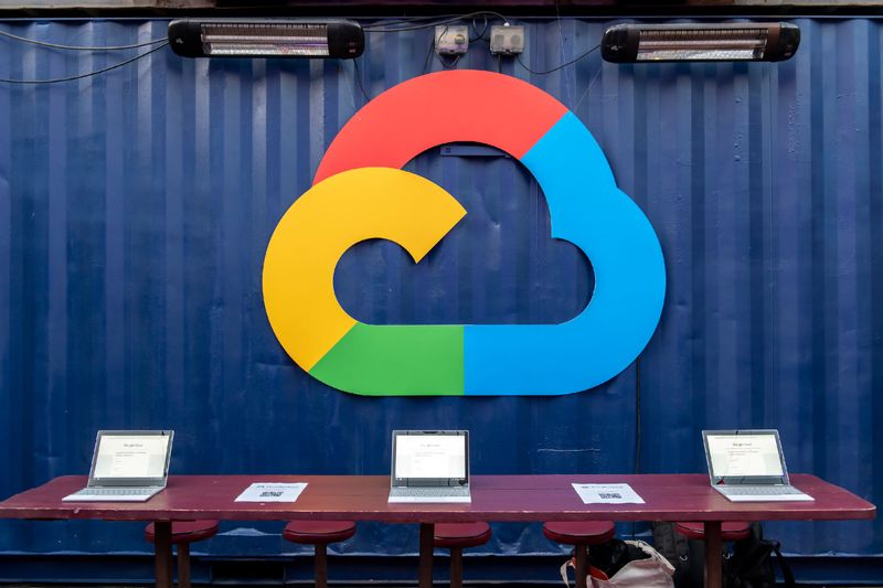 Google Cloud For Start Ups Party