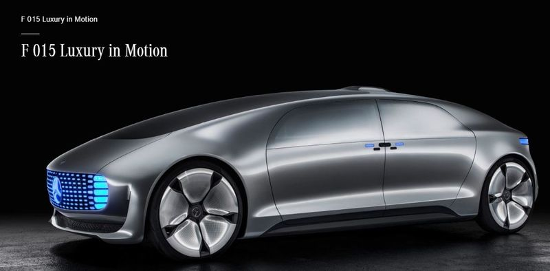 F 015 Luxury in Motion | Mercedes-Benz
