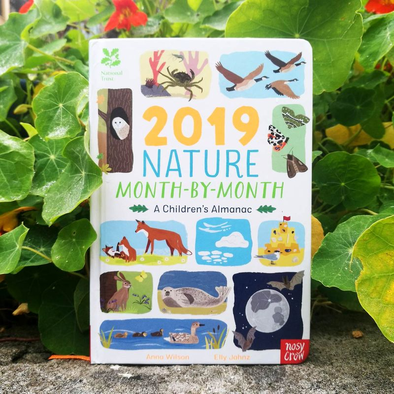 2019 Nature Month by Month