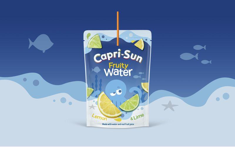 Capri-Sun - Fruity Water