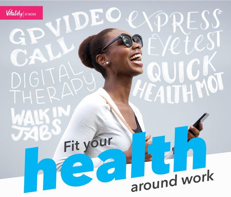 Health around work