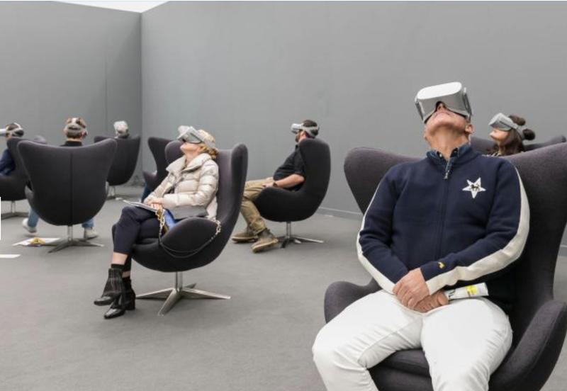 Electric - VR Exhibiton