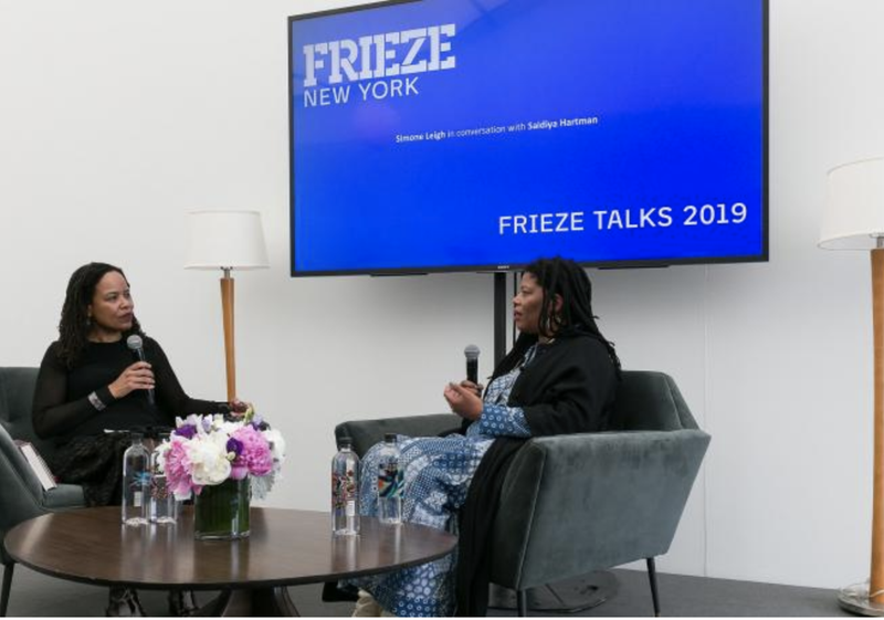 Frieze New York Talks 2019