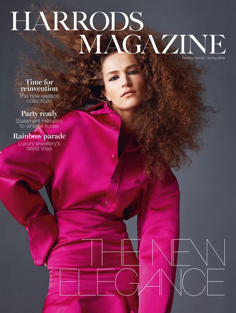 Harrods Fashion Supplement (March 2019)