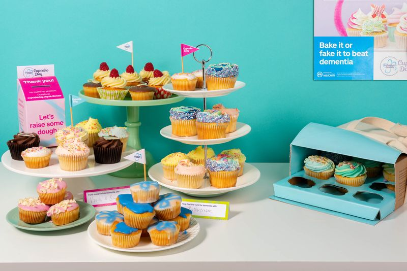Alzheimer's Society Cupcake Day 2019 - Stop-Motion Animations