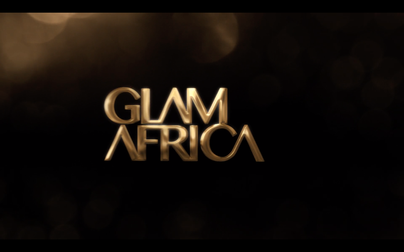 GLAM AFRICA LIVE Motion Graphic