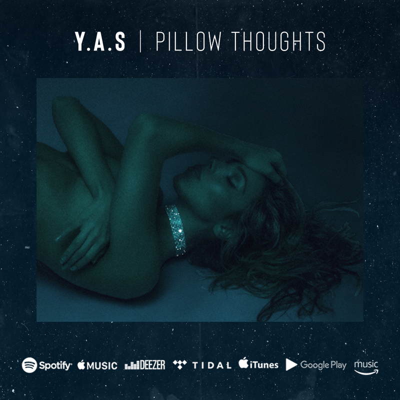 """Y.A.S """"Pillow Thoughts"""" (Motion Art & Social Media Advert)"""