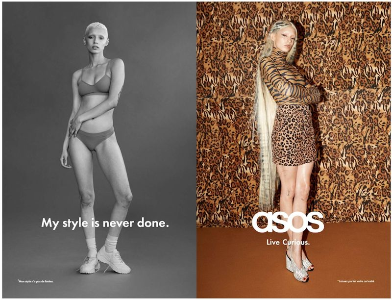 ASOS - My style is never done.