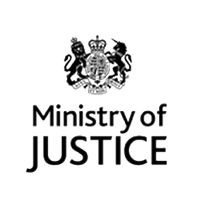 Ministry of Justice, UK logo