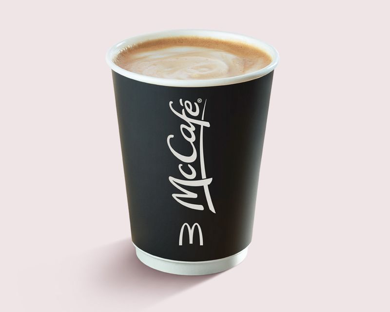 McDonalds - McCafe Hot
