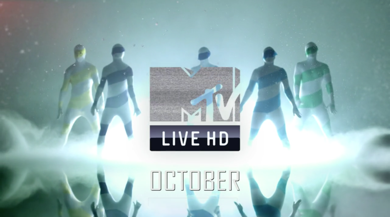 MTV HD - Pixel Gods