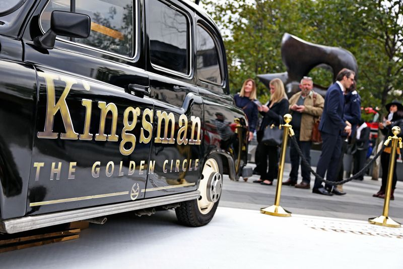 Kingsman Cross