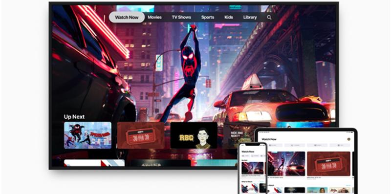 New Apple TV App