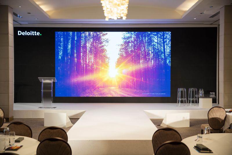 Deloitte - New Partner Event