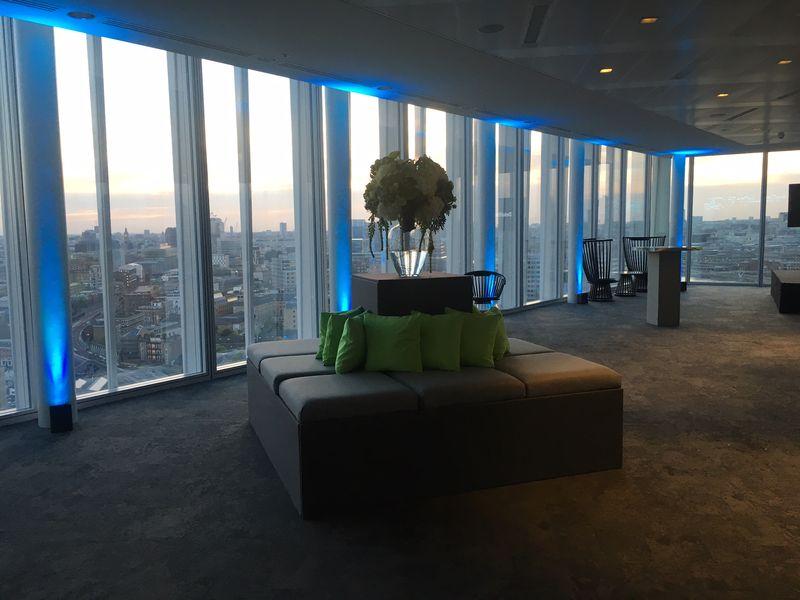 Deloitte IFS Drinks Reception
