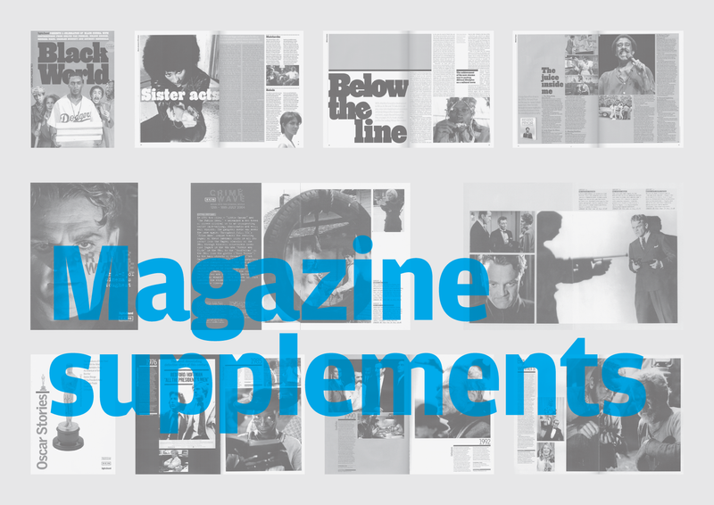 Magazine Supplements