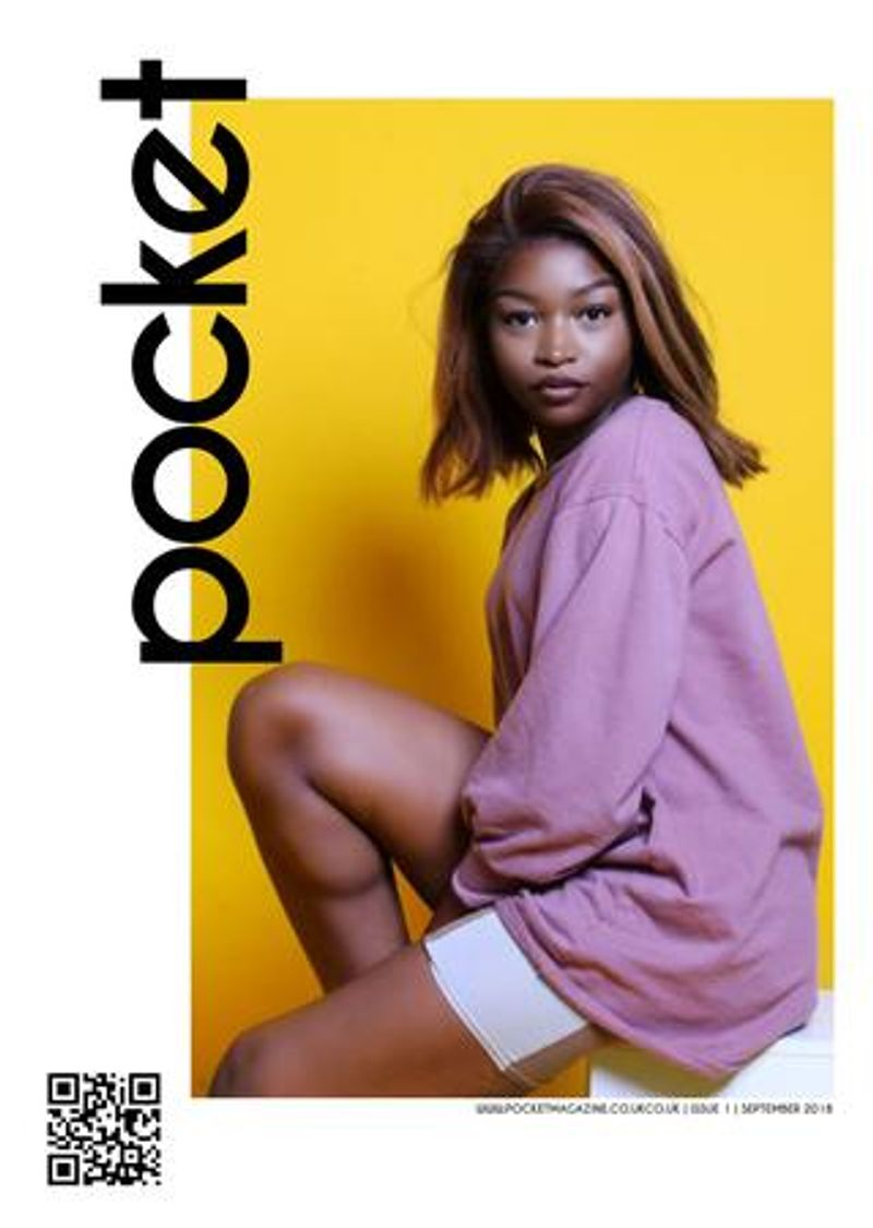 Pocket Magazine Issue #001