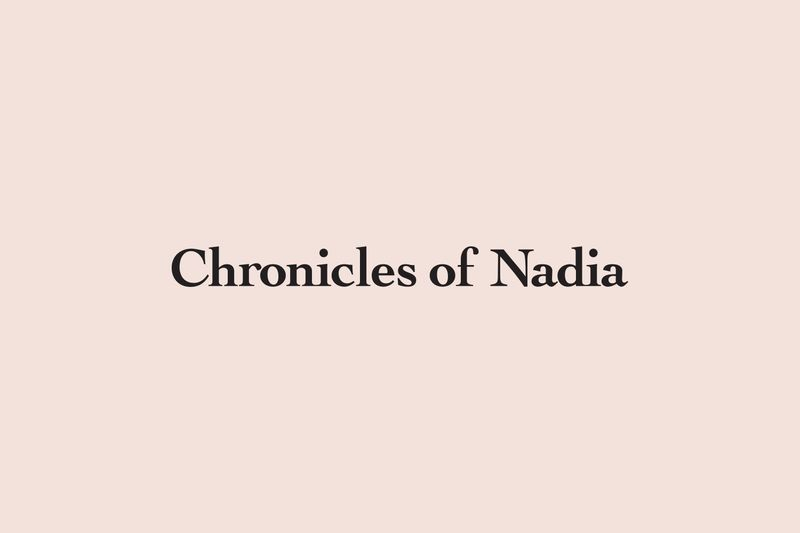 Chronicles of Nadia / kafandco